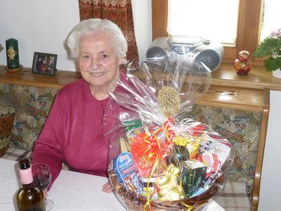 85. Geburtstag Mader Maria