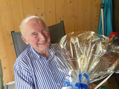 85. Geburtstag Seywald Anton