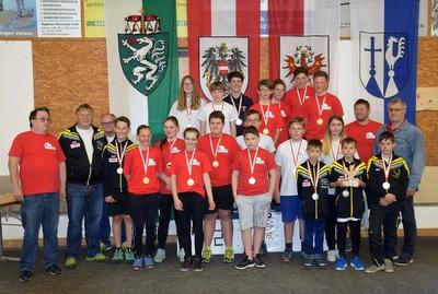 JESZ-Cup ESV Erpfendorf - Mai 2017