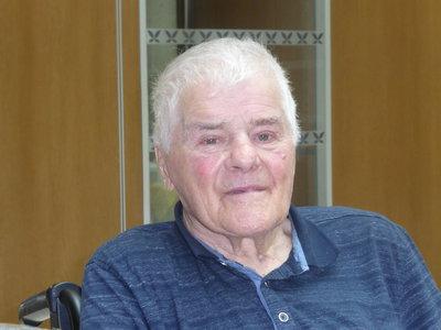 85. Geburtstag Sammer Johann