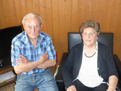 85. Geburtstag Schmid Maria