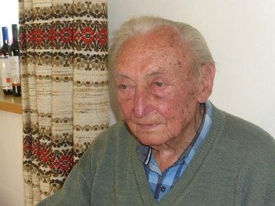 95. Geburtstag Schmid Rudolf