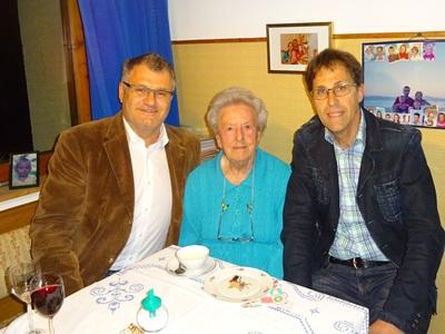 85. Geburtstag Klingler Maria