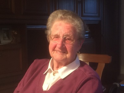 85. Geburtstag Dürager Anna