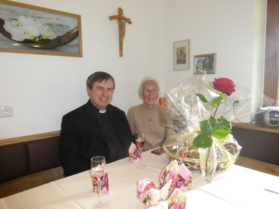 95. Geburtstag Seiwald Barbara
