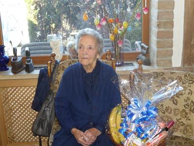 85. Geburtstag Kalkschmid Margareth