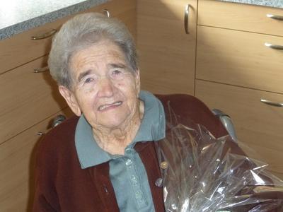 85. Geburtstag Innerbichler Anna
