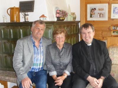 85. Geburtstag Bucher Adelheid