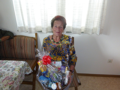 85. Geburtstag Zauner Gertraud