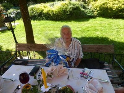 85. Geburtstag Kröll Rosa
