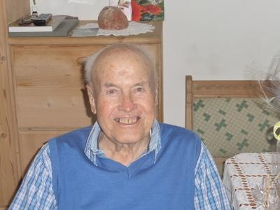 95. Geburtstag Pletzer Josef