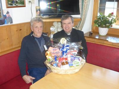 85. Geburtstag Rettenmoser Josef
